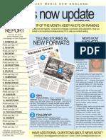 October 2008 News Now Update