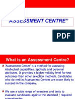 11a.assessment Centre
