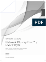 Bluray LG BD550