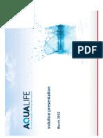 AquaLife System Presentation