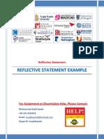 Reflective St (Example).docx