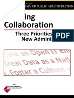 Enabling Collaboration