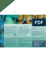 Folder Get Wet vereniging