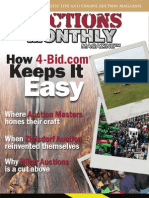Auctions Monthly Magazine December 2012