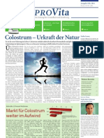 COLOSTRUM - URKRAFT DER NATUR