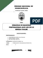 Perforadora Jack Leg
