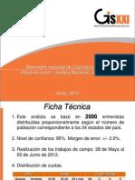 BARÓMETRO-DE-GESTIÓN-Y-COYUNTURA-POLÍTICA-JUN2012