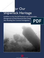 Caring Shipwreck Heritage