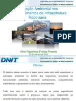 Educação Ambiental nos Empreendimentos de Infraestrutura Rodoviária