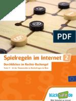 Spielregeln im Internet 2 –Durchblicken im Rechtedschungel