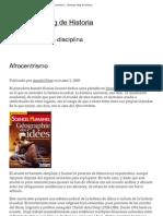 Afrocentrismo « Clionauta_ Blog de Historia