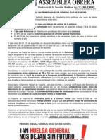Huelga General 14n Por Nuestro Futuro_4_ - Especial i