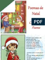 Poemas de Natal - Christmas Poems