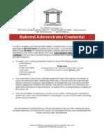 NAC Renewal Registration Form