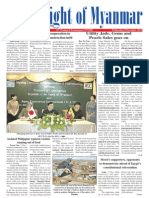 New Light of Myanmar Daily (12 Dec 2012)