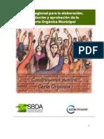 Guía Regional para la elaboración, aprobación y validación de la Carta Orgánica Municipal