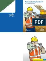 Handbook for crane operator