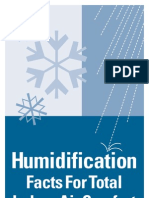 Humidification- Facts for Total Air Comfort