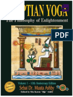 Egyptian Yoga the Philosophy of Enlightenment Vol 1 - Muata Ashby