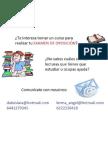 Curso para Examen de Oposición 2013, SONORA