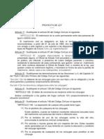Matrimonio Solo Texto Aprobado Uruguay