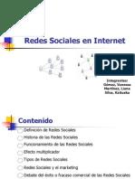 Redes Social Es Final