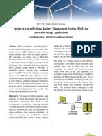 Bi-directional battery management system