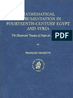 MATHEMATICAL INSTRUMENTATION IN  FOURTEENTH-CENTURY EGYPT AND SYRIA