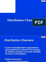 distribution channel of ctm