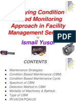 Applying CBM Approach in Facility Management Services