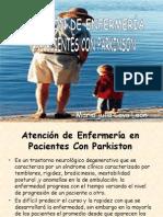 Atencion de Enfermeria en Pacientes Con Parkinson