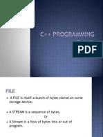 Lec23-24 File Handling
