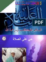 Pendidikan Islam Tayammum