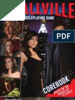 Smallville - Corebook