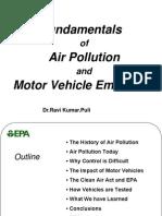 Fundametals of Pollustion