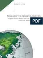 Dynamics logistics