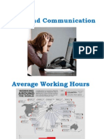 Work and Communication