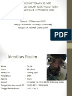 Status Ujian Paramitha