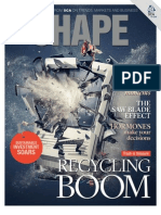 SCA magazine SHAPE 4 / 2012 - Focus on recycling