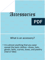 PDPR - ACCESSORIES