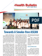 ASEAN e-Health Bulletin – Towards A Smoke-free ASEAN