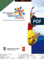Manual Gran concierto Combia