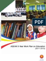 ASEAN 5-Year Education Work Plan