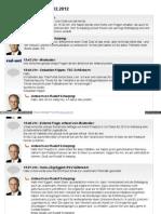 Chat-Protokoll vom 8.1.2012 mit BDR-Präsident Rudolf Scharping auf rad-net.de