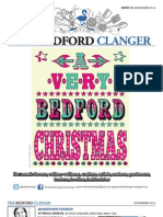 The Bedford Clanger - December 2012 issue