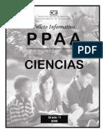 PPAA Ciencia 11