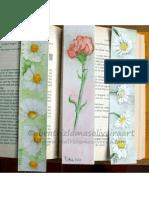 Marcadores de Livros únicos