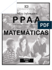 PPAA Matematica 6