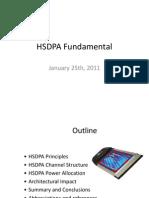 HSDPA Fundamental