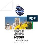 Nestle HRM project